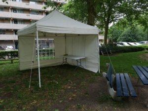 Vouwtent / easy up 3 x 3 meter
