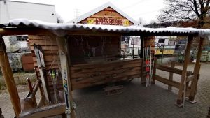 apres ski bar voorkant