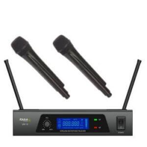 draadloze microfoons