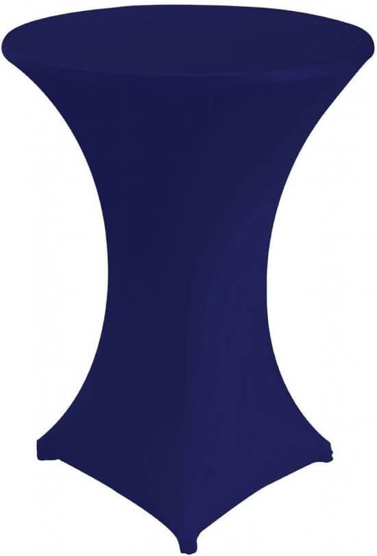 staantafelrok blauw