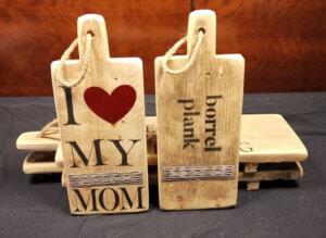 borrelplank i love my mom